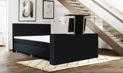 Boxspring Deluxe met TV lift