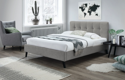 Emma bed met matras